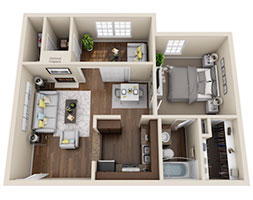 Woodford Estates Carlyle Floor Plan