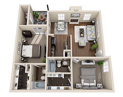 Woodford Estates Wellington Floor Plan